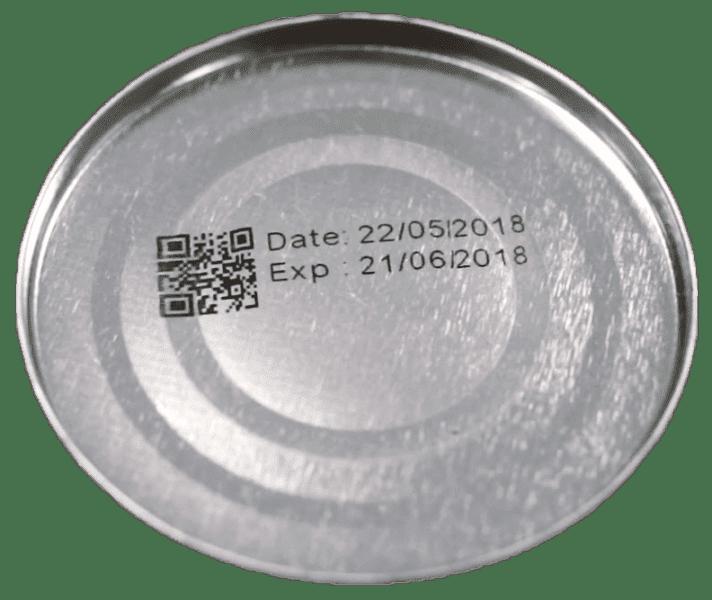 Coding Cm 100s Tin