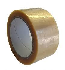 PVC Tape Transparant