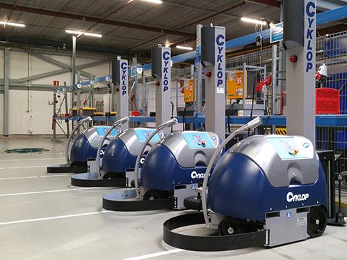 Robotwikkelaar CSM 212 group