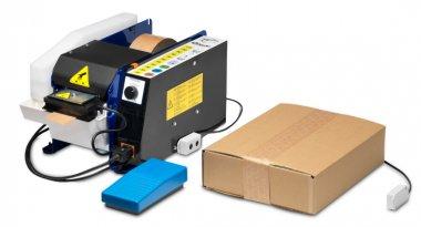 Papierplakband Dispenser Lapomagic-Front