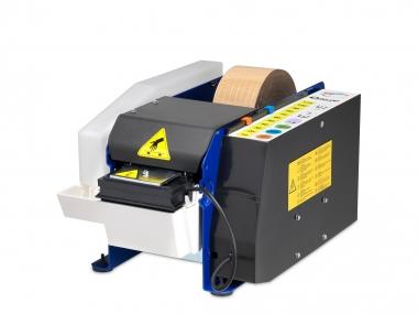 Papierplakband Dispenser Lapomatic-Front
